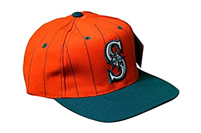 Gross Cap Men's Seattle Mariners Embroidered Cap