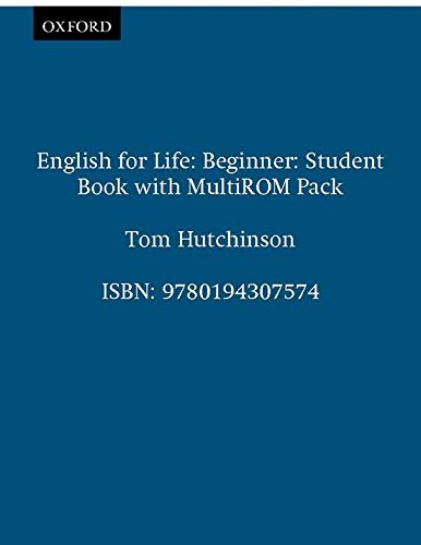 English for Life Beginner: Student's Book with Multi-ROM Pack