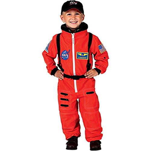 Child Astronaut Suit Costume