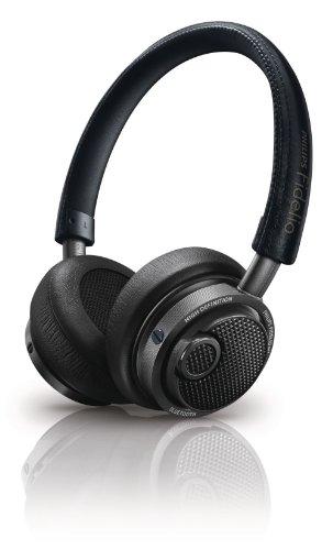 Click to buy Philips Fidelio Bluetooth headphone M1BTBL M1BT Dark Blue - From only $259.9