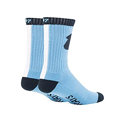 Tampa Bay Rays Bolt Sport Crew Socks