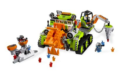 Lego Power Miners Crystal Sweeper (8961)