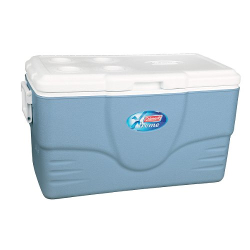 Coleman 70Qt Xtreme Hard Cooler - Blue/White