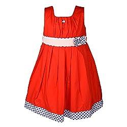 Wish Karo Party wear frock ctn013rd