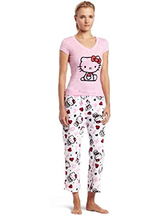 Hello Kitty Dresses For Women. SX342 Hello Kitty Pajamas