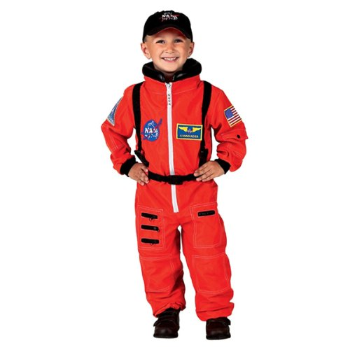 Toddler and Child Astronaut Suit Costume