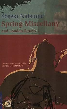 london essays