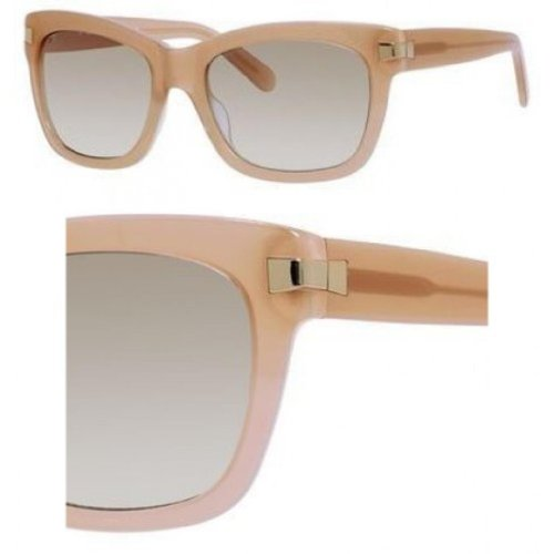 Kate Spade Sunglasses - Autumn / Frame: Blush Lens: Brown Gradient-Autumns0Cx3