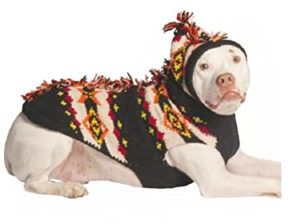 Dog Sweaters For Large Dogs Chilly Dog Mohawk Dog Sweater