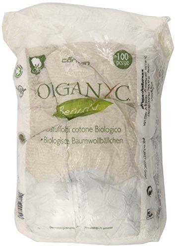 Organyc Beauty 100% Organic Cotton Balls, 300 Count