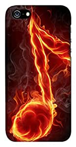Impact Designs Back Cover for Apple iPhone 5 & 5S (Multi-Color)