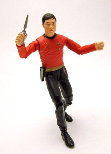 Star Trek Mirror Universe Sulu Action Figure (Original ''Mirror, Mirror'' Series)