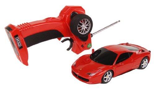 XQ Toys 1:32 Ferrari 458 Italia Radio Controlled Car by XQ Toys