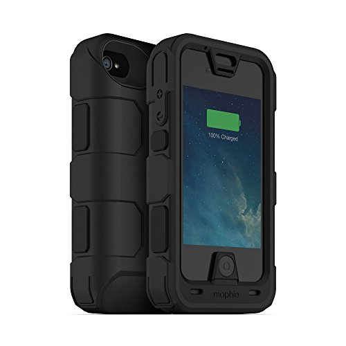 mophie juice pack PRO - iPhone 4 & 4S Battery Case (Iphone 4s Mophie Juice Pack Pro compare prices)