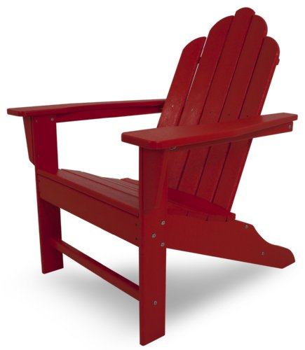 Resin Adirondack Chair 7826