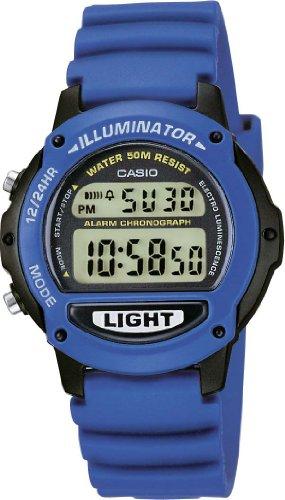 Casio Collection Digital Watch for Children With Illumination