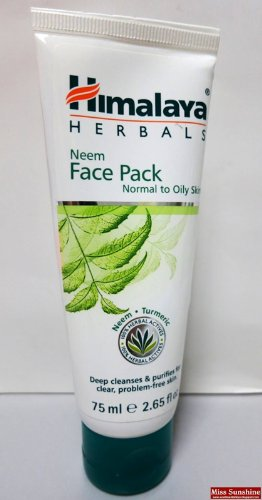 Himalaya Neem Face Pack 50 g Picture