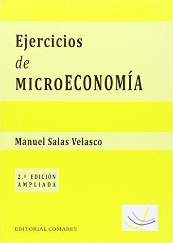 EJERCICIOS DE MICROECONOMIA