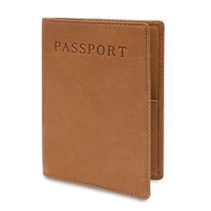 Hartmann Belting Leather Passport Cover