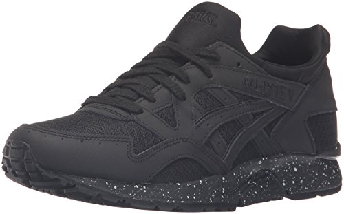 ASICS Men's Gel-Lyte V Fashion Sneaker, Black/Black, 9.5 M US