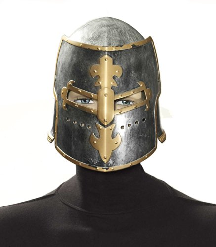 Forum Medieval Knight Helmet Adult Renaissance Costume Accessory
