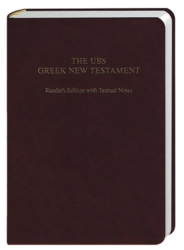 the-ubs-greek-new-testament-readers-edition-with-textual-notes-brown