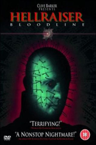 Hellraiser 4 - Bloodline [DVD]