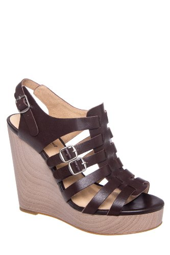 Lucky Brand Rorie High Wedge Fisherman Platform Sandal