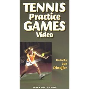Tennis Practice Games Video movie