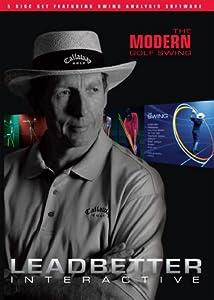 THE MODERN GOLF SWING: LEADBETTER INTERACTIVE - DVD by Booklegger
