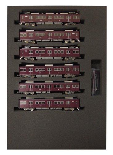 Nゲージ 4313 阪急6000系 旧塗装 神戸線 (6026編成+6016編成) 6両編成セット (動力付き) (塗装済完成品)