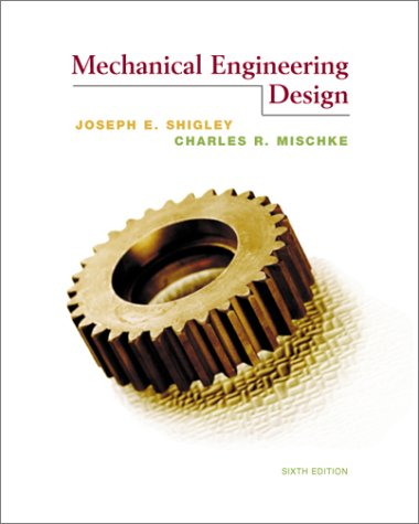 Mechanical Design Engineering, 6/e with Student Resources CD-ROM