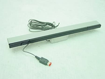 Wii Infared SENSOR BAR - Wired - REPLACEMENT PART NEW
