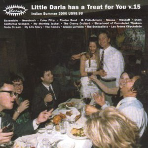 Filter - Little Darla Has A Treat For You, Vol. 15 - Zortam Music