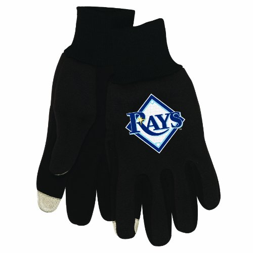 Mlb Tampa Bay Rays Technology Touch Gloves
