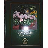 img - for Container Gardens book / textbook / text book