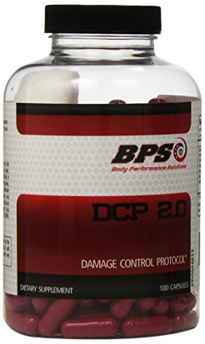 Body Pefromance Solutions Dcp 2.0 Weight Loss Supplement, 180 Capsules