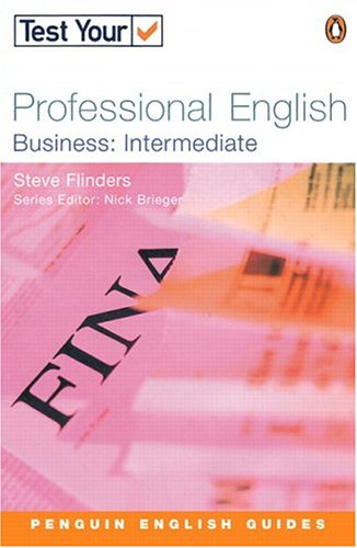 Test Your Professional English - Business Intermediate