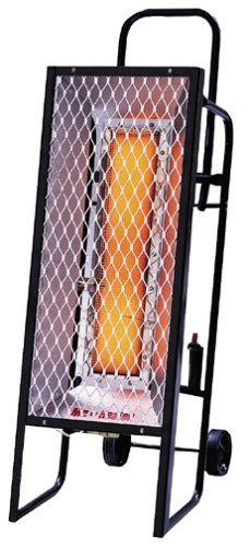 B0000C6E3B Mr. Heater MH35LP 35,000-BTU Propane Radiant Heater