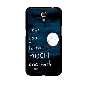 LoveMoon2 Case for Samsung Mega 63