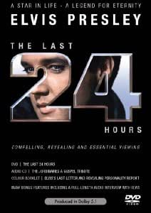 Elvis - The Last 24 Hours [DVD]Plus Cd by Jordinaires and Johnny Earle