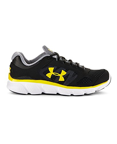 Under Armour Big Boys' Grade School Micro G® Assert V Running Shoes