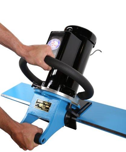 Buy Bargain Heck Industries 9000 Bevel-Mill Plate Beveler, 1-3/16 Maximum Bevel, 1-1/2HP, 110V
