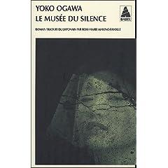 Le musée du silence - Yôko Ogawa