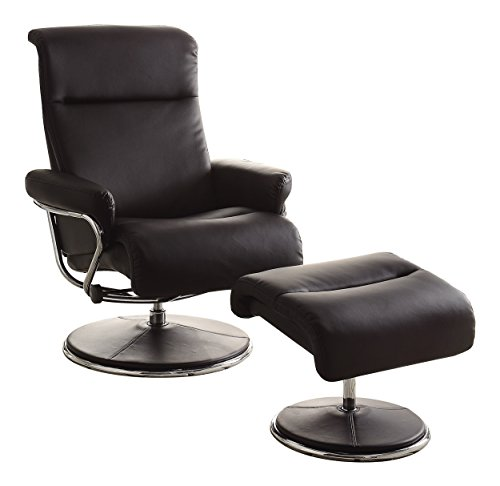 Swivel Recliner Chairs Contemporary 12383