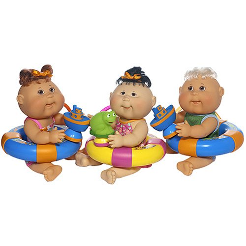 Buy Cabbage Patch Kids Splash Baby – Caucasian