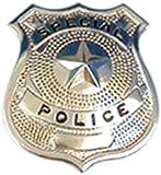 Bristol Novelties - Placa de policía, accesorio para disfraz