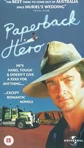 Paperback Hero [UK-Import] [VHS]