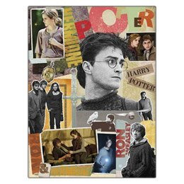Cheap Fun Harry Potter and the Deathly Hallows Collage Puzzle (B004DA82RG)