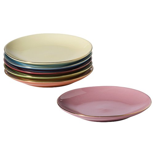 Buy Solids Dessert Plates Set of 6